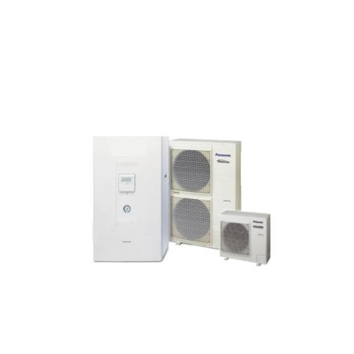 Panasonic Aquarea LT-WH-SDC16F6E5 16.0 kW 230V