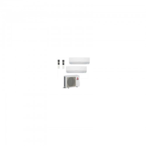 climatisation r versible bi split mitsubishi inverter gamme hj 2 x msz hj25va mxz 2hj40va. Black Bedroom Furniture Sets. Home Design Ideas