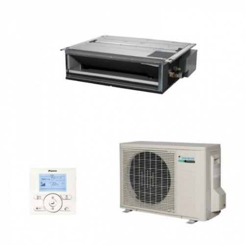 Gainable extra-plat inverter Daikin 3.4kW