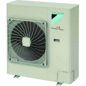 Gainable haute pression inverter Daikin Gamme Seasonal Smart FBQ100D + RZQG100L8Y1 + BRC1E52A triphasè 9.50kW