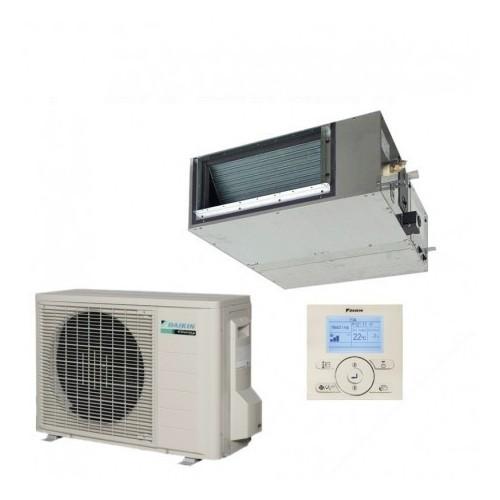 Gainable inverter Daikin FBQ50D + RXS50L + BRC1E52A 5kW