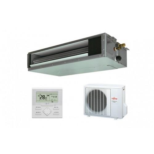climatizzatore / condizionatore CLIMATIZZATORE MONOFASE FUJITSU GENERAL CANALIZZATO MONOSPLIT 18000 BTU Cod. ARHG18LLTB