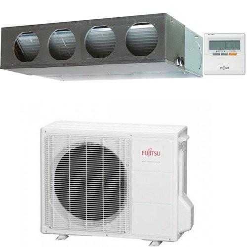 Fujitsu ARYG 24 LML Zwischendecken- Klimageräte Set - 8,0 kW