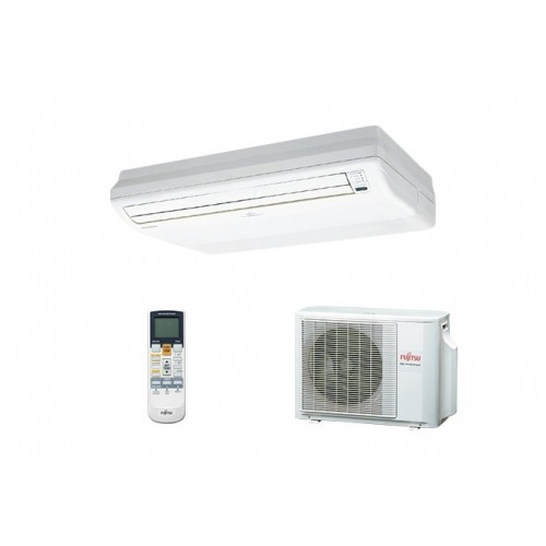 climatizzatore / condizionatore MONOFASE FUJITSU GENERAL MONOSPLIT INVERTER SOFFITTO ALTA EFFICIENZA 18000 BTU Cod. ABHG18LVTB