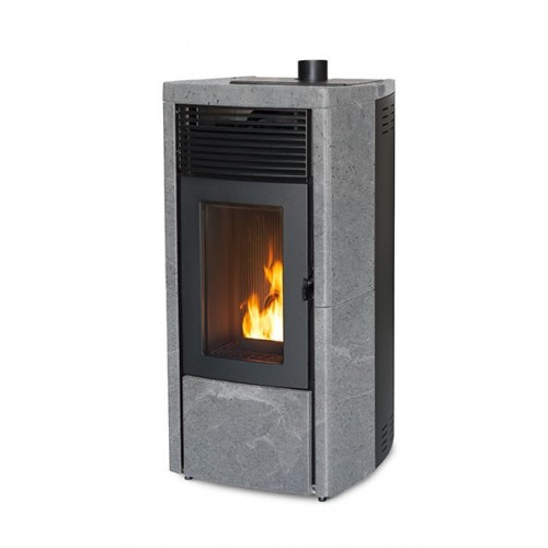 STUFA A PELLET MCZ STAR COMFORT AIR 2016 SERPENTINO 10 KW