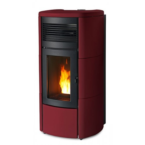 STUFA A PELLET MCZ CLUB COMFORT AIR MAESTRO 11,9 KW