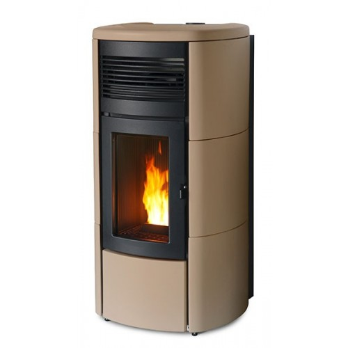STUFA A PELLET MCZ CLUB COMFORT AIR 14 MAESTRO 13,8 KW