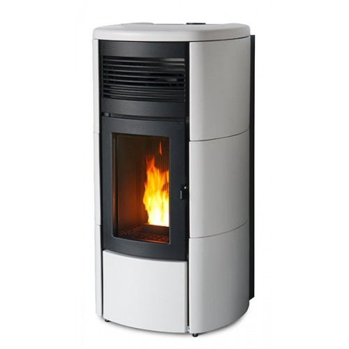 STUFA A PELLET MCZ CLUB COMFORT AIR MATIC 14 MAESTRO 13,8 KW
