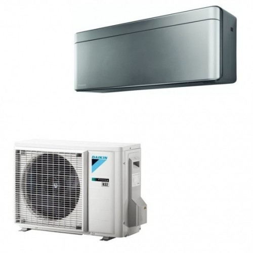 DAIKIN STYLISH SILVER - FTXA25AS + RXA25A R 32