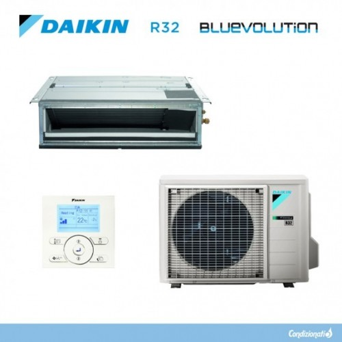 DAIKIN Gainable Extra Plat inverter FDXM35F3 + RXM35M9 R 32
