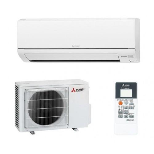 Climatisation réversible Mitsubishi Inverter Mural Essentiel MSZ-DM25VA + MUZ-DM25VA 2,5 kW R-410