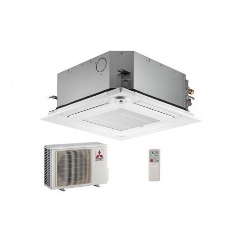 MITSUBISHI  4-way ceiling cassettes SLZ-KF25VA2 / SUZ-KA25VA6 2.5 KW R-410