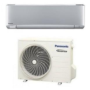 CLIMATIZZATORE MONOSPLIT PANASONIC COMPACT INVERTER R-32 CS/CU-TZ20TKEW 7000 BTU