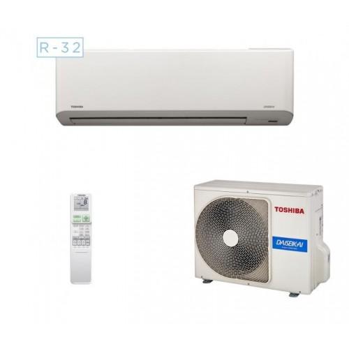 CLIMATIZZATORE MONOSPLIT TOSHIBA SUPER DAISEIKAI 9.0 R-32 RAS-10PKVPG-E / RAS-10PAVPG-E 2.5 KW