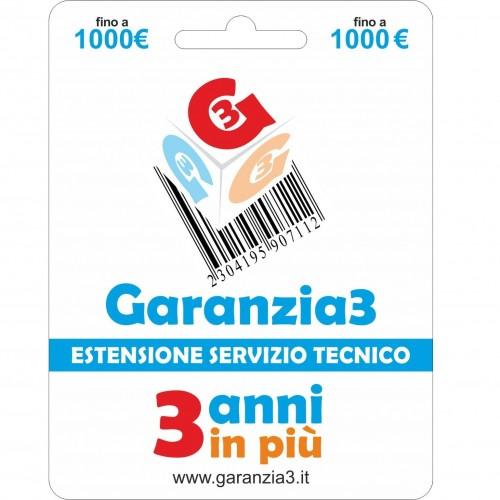 GARANZIA 3 Estensione del...