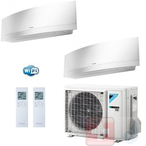 Daikin Duo Split 12+18...