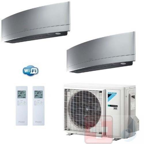 Daikin Duo Split 9+12...