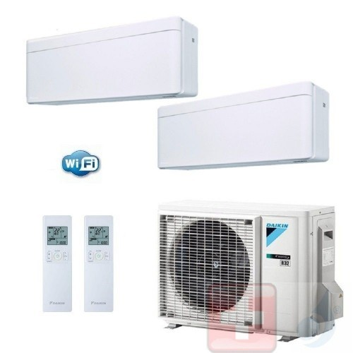 Daikin Duo Split 12+15...