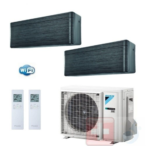 Daikin Duo Split 7+12...