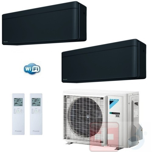 Daikin Duo Split 7+7...
