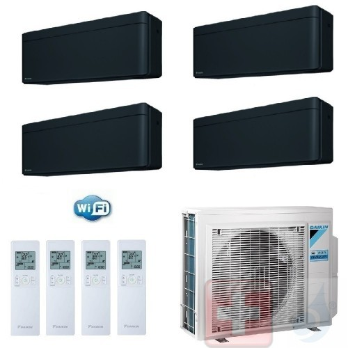 Daikin Quadri Split 7+7+7+7...