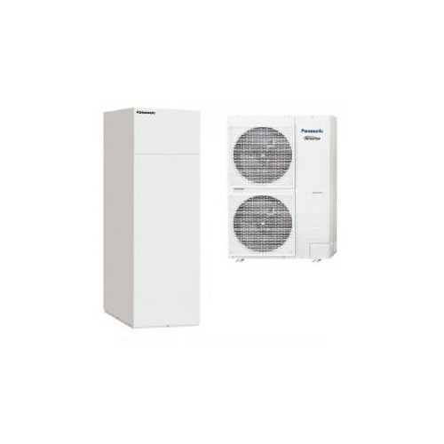 Panasonic Aquarea All in ONE KIT-ADC9GE8 9.0 kW 400V