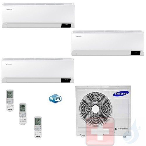 Samsung Trio Split 7+9+12...