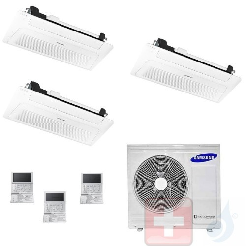Samsung Trio Split 9+12+12...