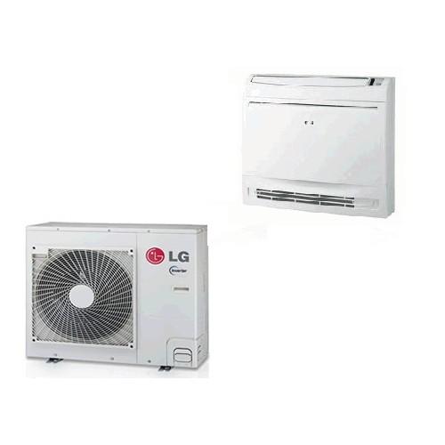 climatizzatore / condizionatore lg 18000 btu uu18w cq18 monosplit inverter console