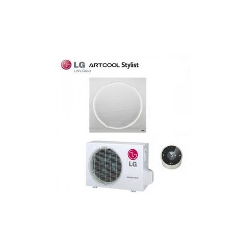 Climatizzatore LG Artcool Stylist Inverter V G09WL Classe A+ 9000 BTU