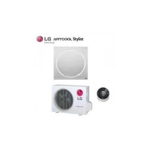 Climatizzatore LG Artcool Stylist Inverter V G12WL Classe A+ 12000 BTU