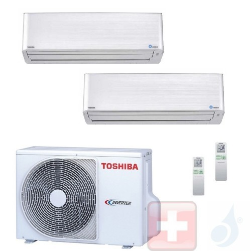 Toshiba Duo Split 9+9 Super...