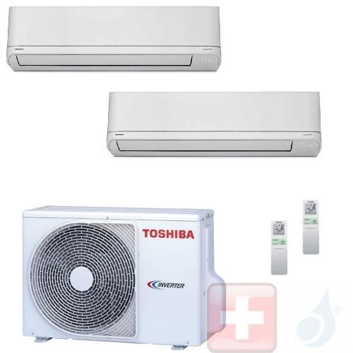 Toshiba Duo Split 9+9...