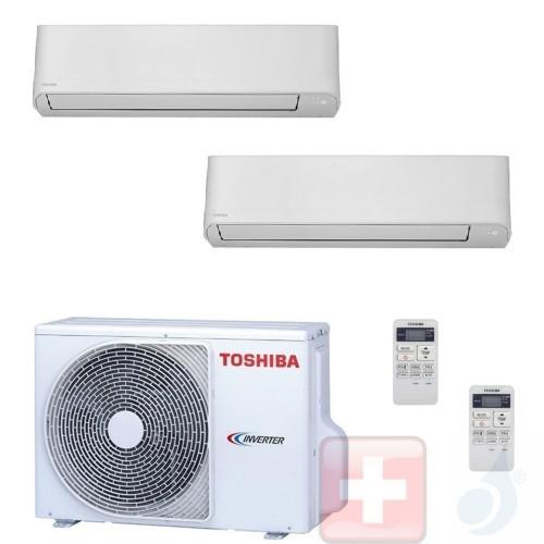 Toshiba Duo Split 9+9 Seiya...