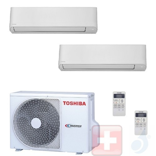 Toshiba Duo Split 9+15...