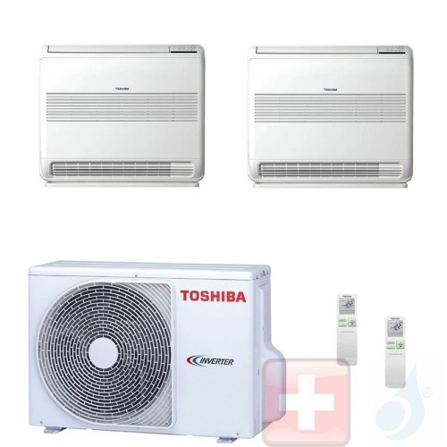 Toshiba Duo Split 9+9...