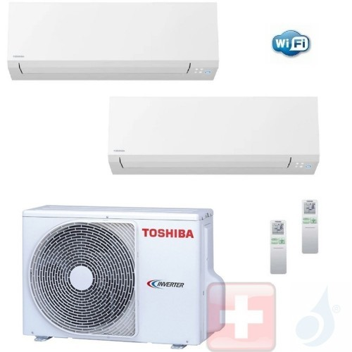 Toshiba Duo Split 12+15...