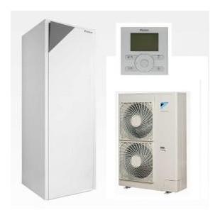 Altherma ERLQ016CV3 + EHVX16S26CB9W 16.0 kW 230V