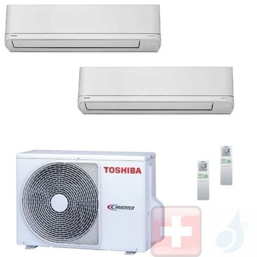 Toshiba Duo Split 15+15...