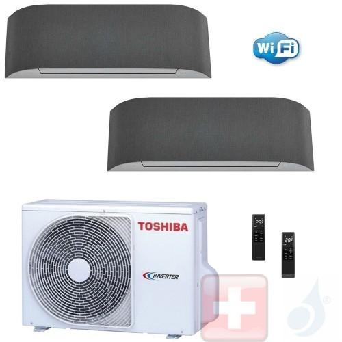 Toshiba Duo Split 9+9 Haori...