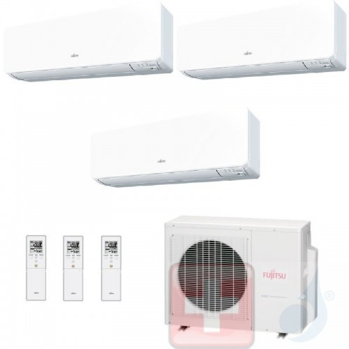 Fujitsu Klimageräte Trio...