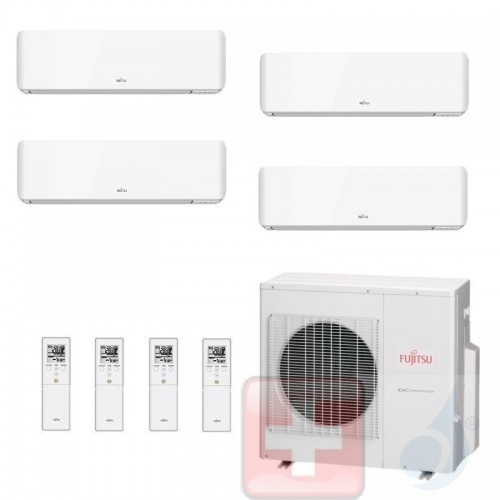 Fujitsu Klimageräte Quadri...