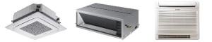 Klimageräte Duo Split Samsung Kanal - Kassette - Fußboden