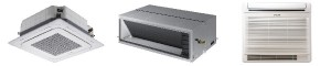 Klimageräte Penta Split Samsung  Kanal - Kassette - Fußboden